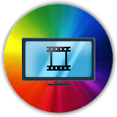 Ambilight Video Player