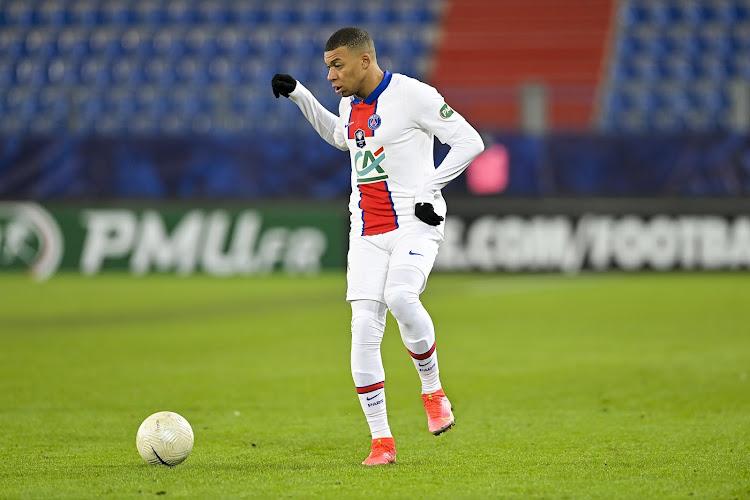 Blessé, Mbappé pourrait manquer le retour à Manchester City !