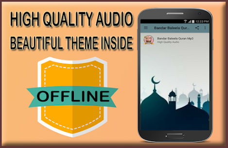 Bandar Baleela Full Quran Mp3 Offline 4.0 MOD Apk Download 2