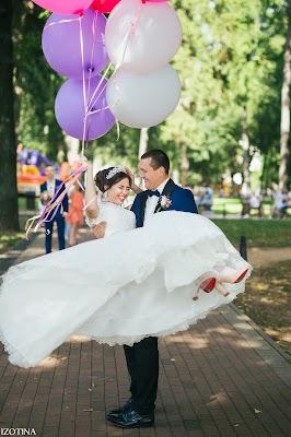 Свадебный фотограф Евгения Изотина (Izotina). Фотография от 25.08.2017