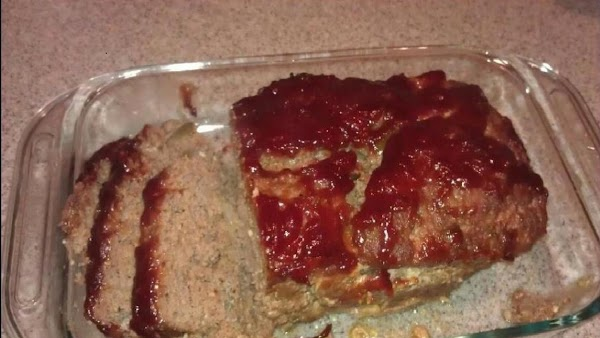 Bridgette's Easy Flavorable And Moist Meatloaf Recipe