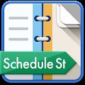Schedule St.(Free Organizer) icon