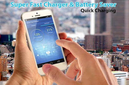 Fast Battery Charger & Saver screenshot 5