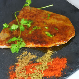 Oriental Tuna Steaks