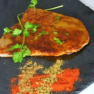 Oriental Tuna Steaks.