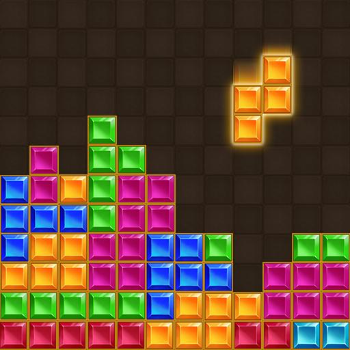 Jewel Puzzle Block