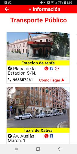 Xativa info screenshot 6