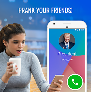 Fake call & Prank calling app Download For Android 9