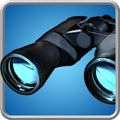 binoculars camera simulator