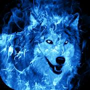 App Ice Fire Wolf Wallpaper APK for Windows Phone