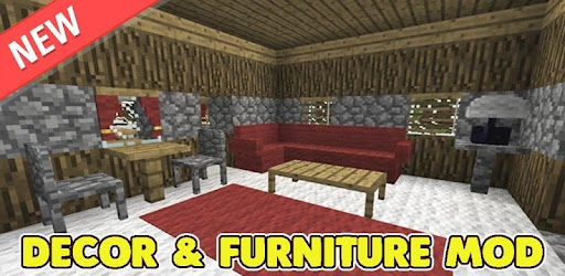 Decoration and furniture mods for minecraft APK 0