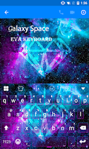 Galaxy Flash Emoji Keyboard - screenshot thumbnail 01
