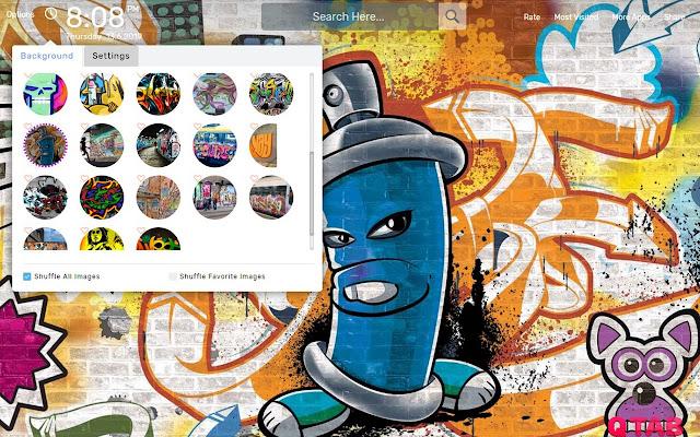 Graffiti Wallpapers Hd Theme