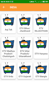 TV India HD - náhled