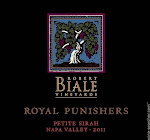 Biale Vineyards Royal Punisher Petite Sirah