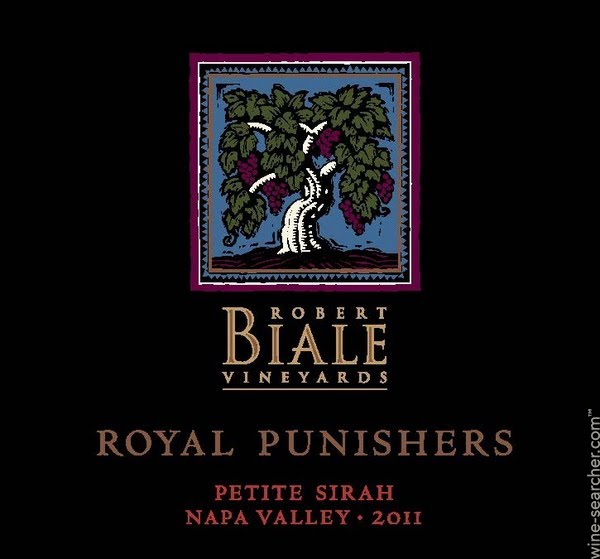 Logo for Biale Vineyards Royal Punisher Petite Sirah
