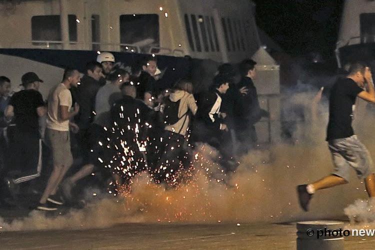 Des hooligans belges interpellés à Lille