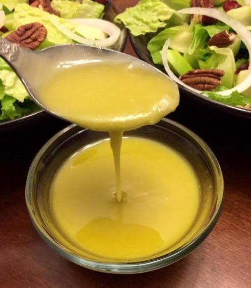 Click Here for Recipe: Cider Honey Mustard Vinaigrette