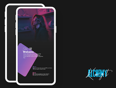 Alchemy for KWGT 3.1 (Paid)