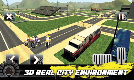 Offroad Bike Parking Challenge: Stunt Game ud83cudfcdufe0f 1.1 screenshots 3