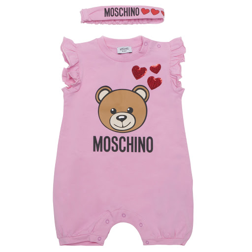 Primary image of Moschino Shortie & Headband Set