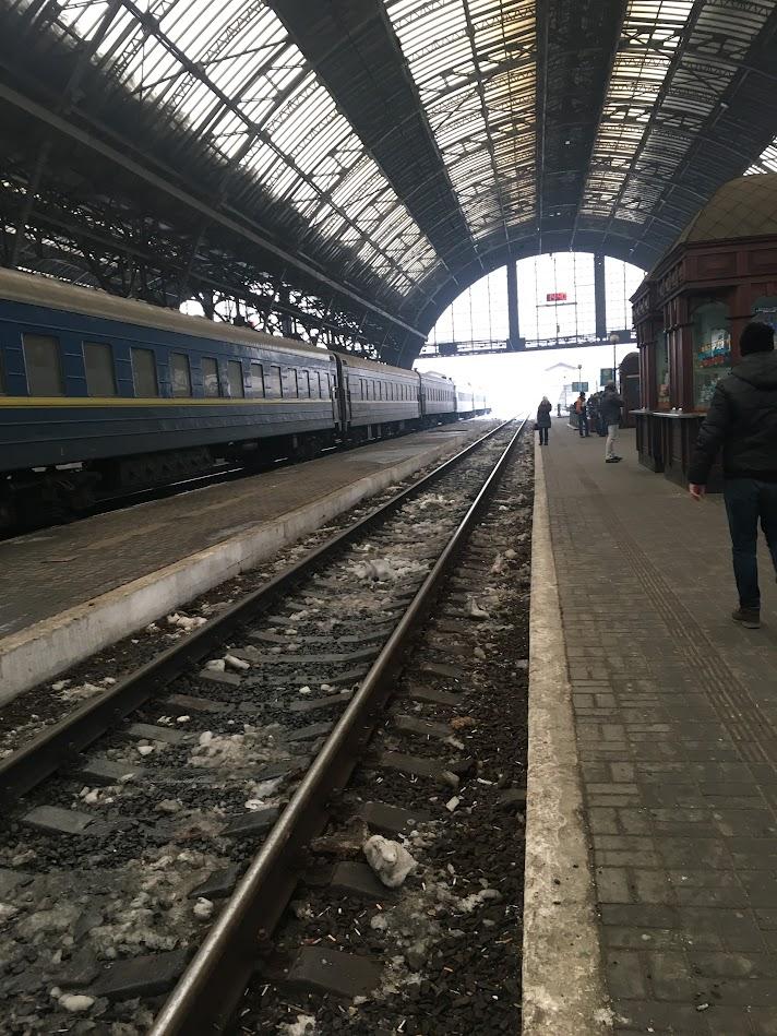 Lviv Tren Garı