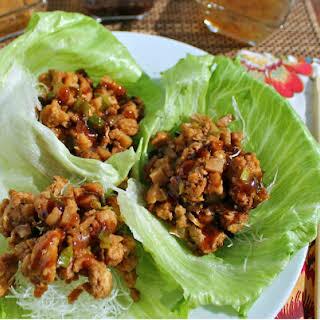 P.F. Chang's Chicken Lettuce Wraps Copycat.
