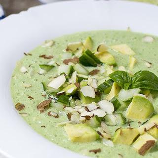 Cucumber Gazpacho [Vegan]