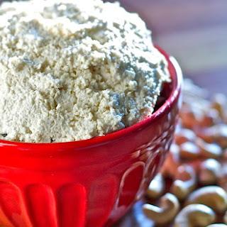 Cashew Cream Recipe
