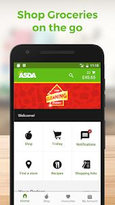ASDA screenshot 0