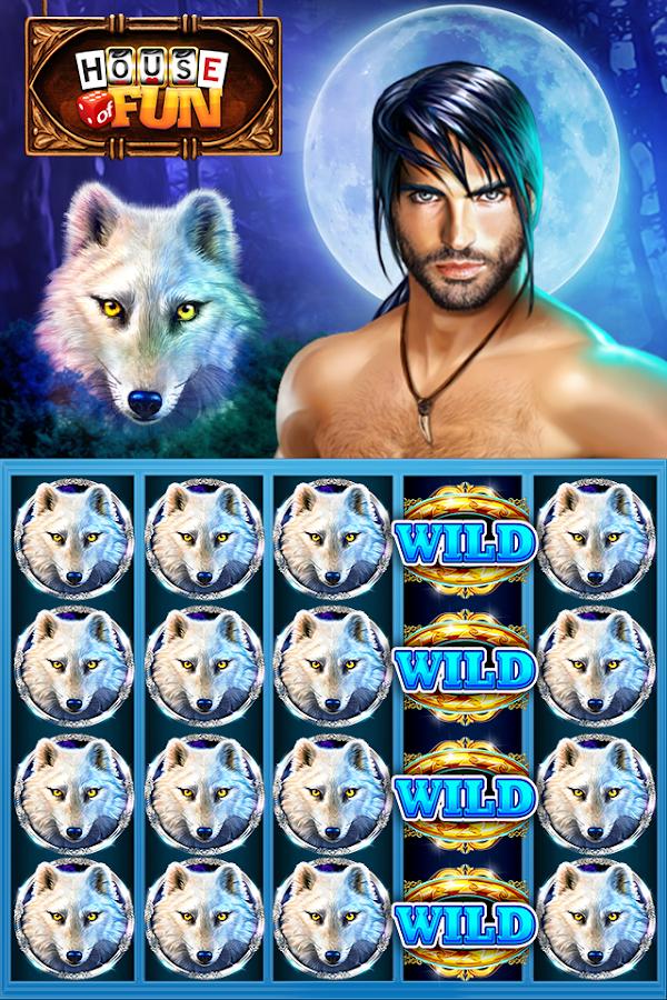 Slots Free Casino House of Fun- screenshot