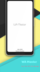 WA Master - Status Saver APK screenshot thumbnail 1