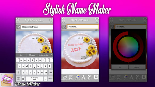 Stylish Name Maker 1.0 screenshots 5