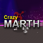 Crazy Marth Icon