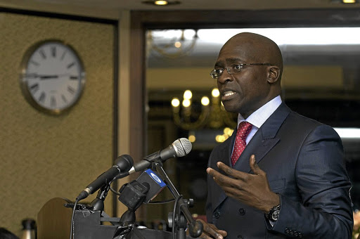 Argument for change: Finance Minister Malusi Gigaba has endorsed the Irba decision to introduce mandatory audit firm rotation despite strong opposition from the leading listed companies. Picture: TREVOR SAMSON