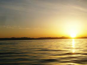 """Photo: 久しぶりの""""近海ジギング""""です。 気持ちのいい""""ベタナギ""""です。"""