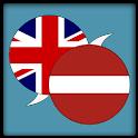 English To Latvian Dictionary icon