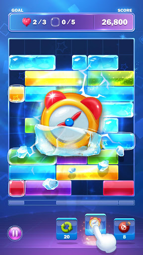 Block Blast: Dropdom Puzzle Game apktram screenshots 3