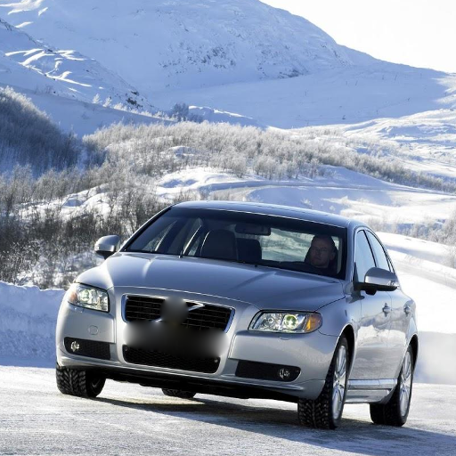 Wallpapers Volvo S80