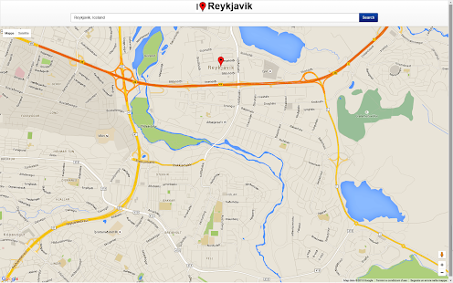 Reykjavik Map Android Apps On Google Play - Reykjavík map