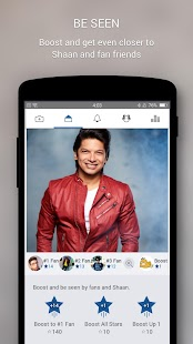 Shaan Official App - náhled