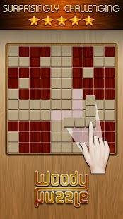 Woody Puzzle - náhled