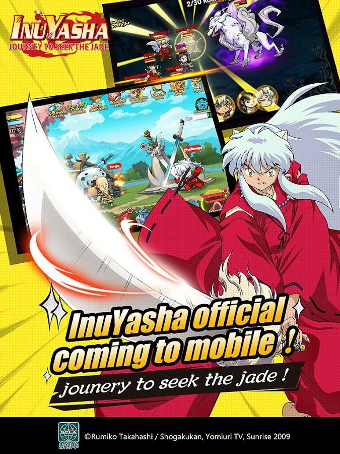 InuYasha Seek Jade Official Screenshot