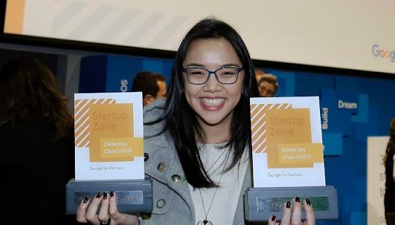 Iana Chan, Fundadora da PrograMaria