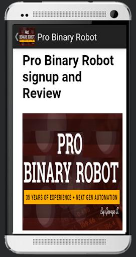 二元期权交易机器人