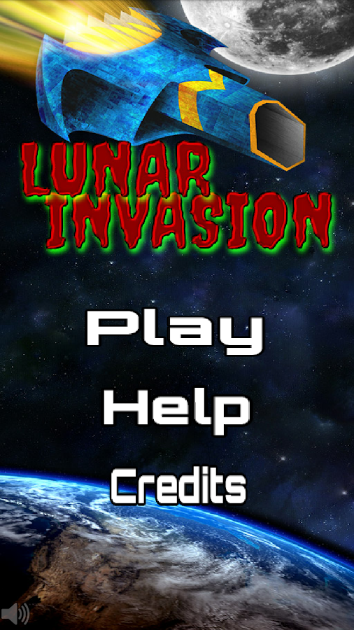 Lunar Invasion- screenshot