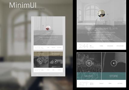 MinimUI v1.0