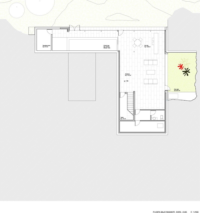 Casa Ramas - fh2l Arquitectos
