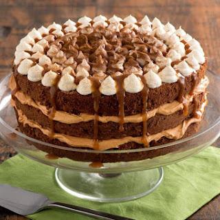 Latte Cream Cake