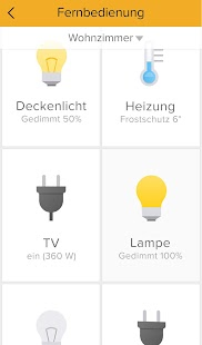 ENTEGA Smart Home – Miniaturansicht des Screenshots
